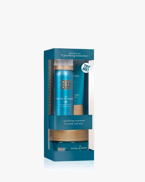 The Ritual of Hammam - Try Me Set