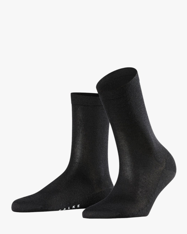 Cotton Touch sokken zwart