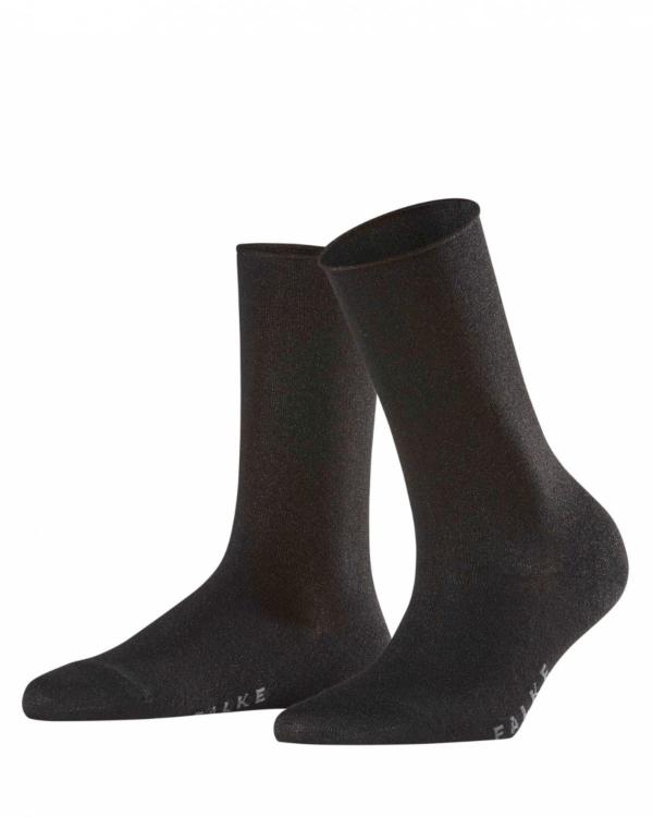 Shiny sokken zwart