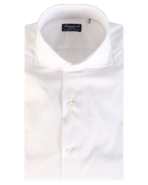 Napoli business shirt wit
