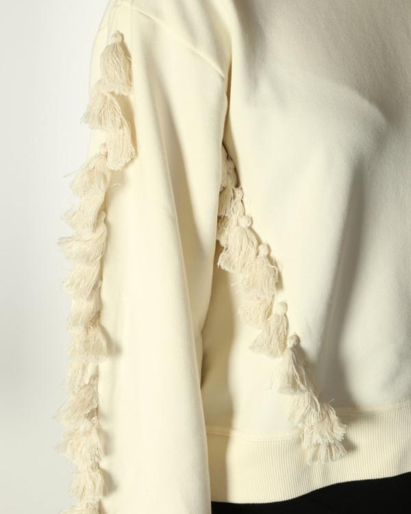 Tuya sweater oal cream