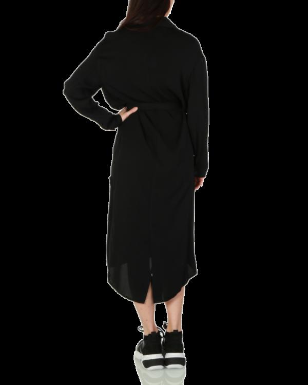 Encelia jurk zwart