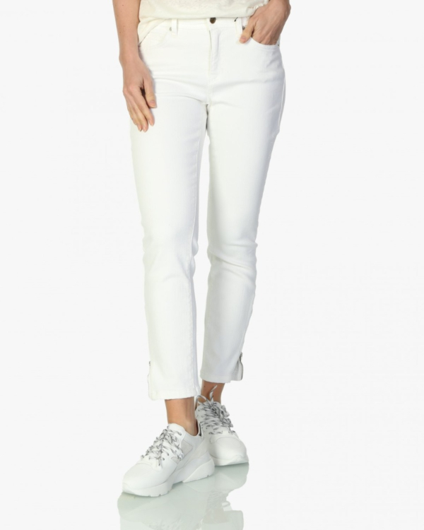 Jeans Parla wit