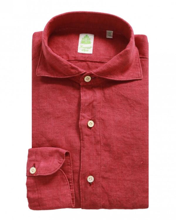 shirt Tokyo donker rood