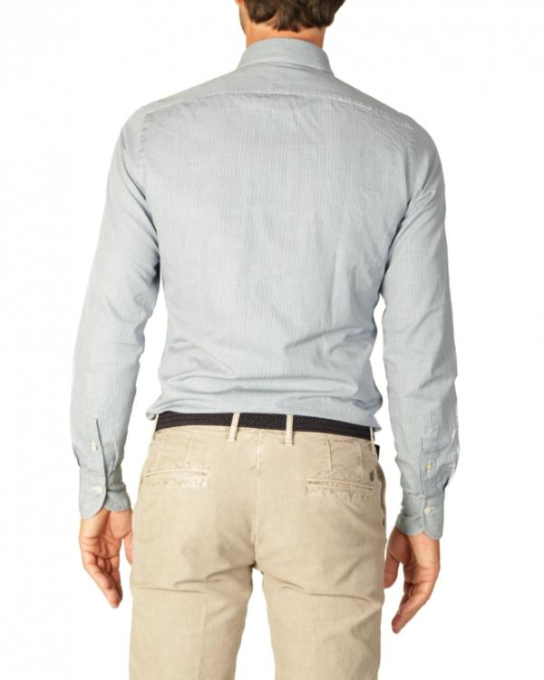Shirt jeans blauw