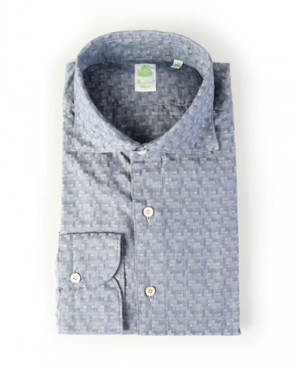 Shirt met grafische print