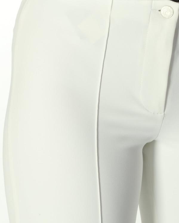 Pantalon Ros Techno white