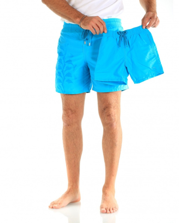 Zwembroek blauw