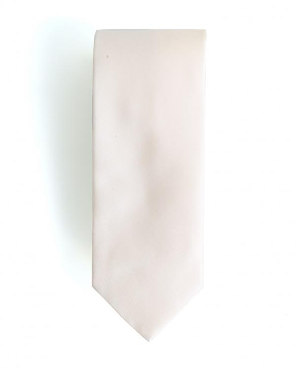 Stropdas off white