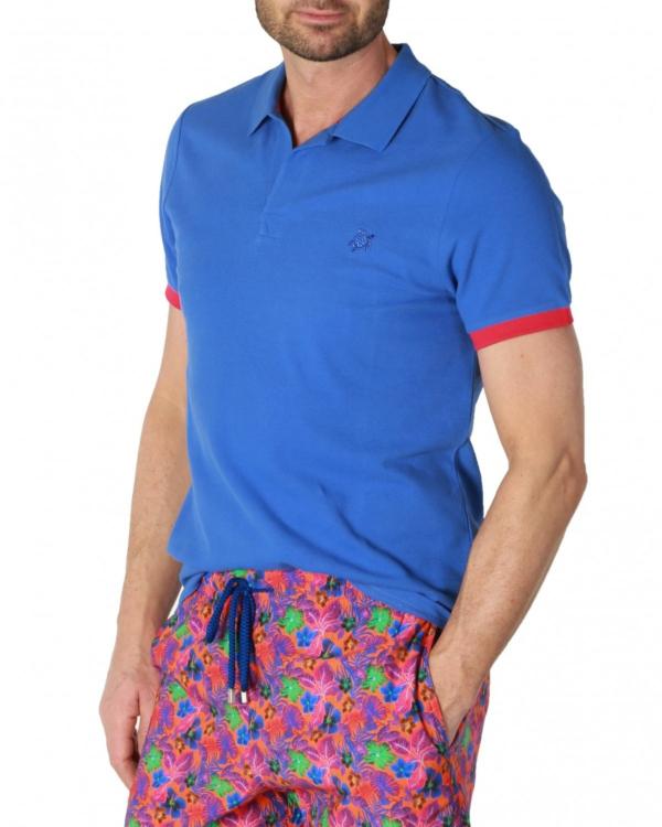 Poloshirt royal