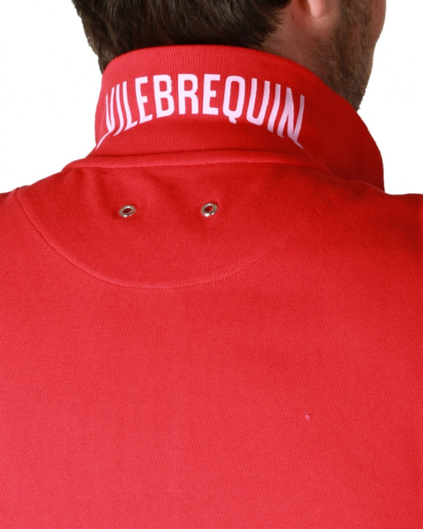 Poloshirt rood