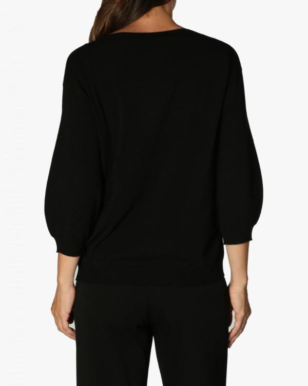 Spoleto trui zwart