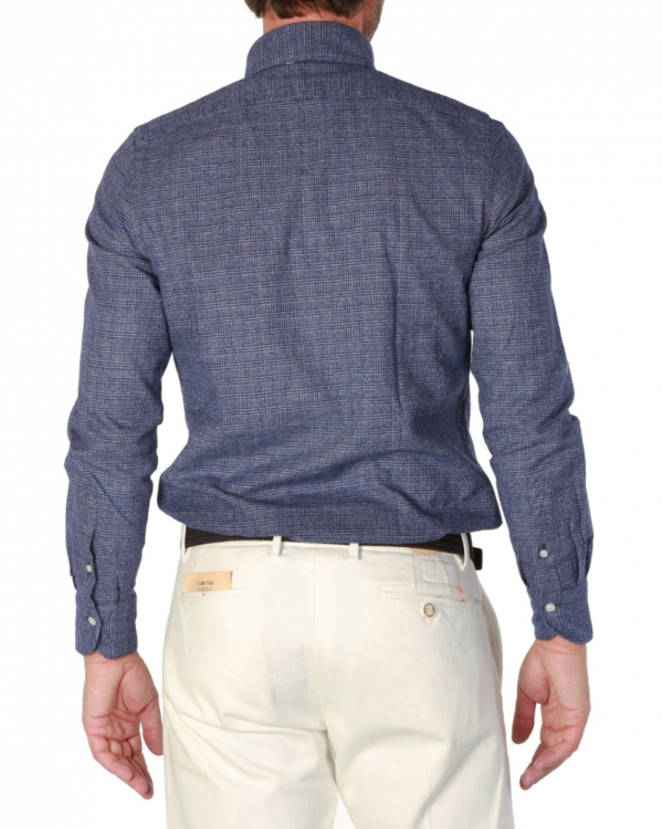 Shirt blauw