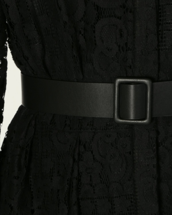 Belgio jurk zwart