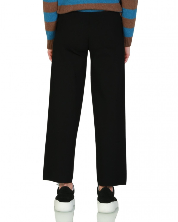 Pantalon Aricca zwart
