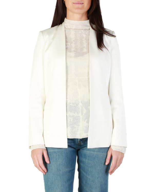 Nivelle Blazer Soft White
