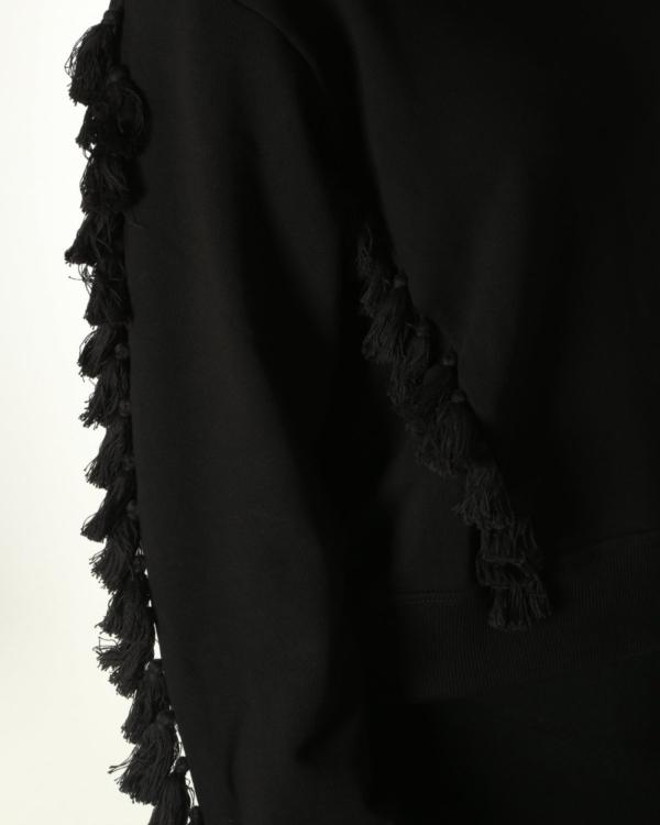 Tuya sweater zwart