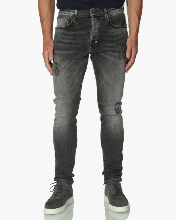 Windsor jeans grijs