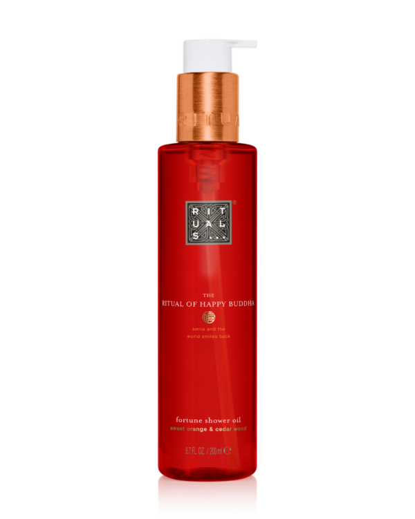 The Ritual of Happy Buddha - Shower Oil