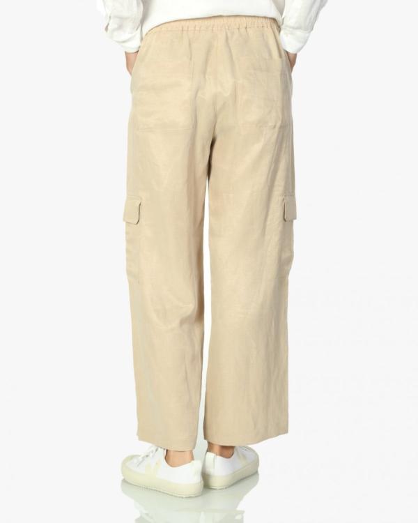 Palania pantalon zand